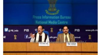 Demonetisation an effective Anti Scam Vaccine for Corruption and Black Money – Venkaiah Naidu