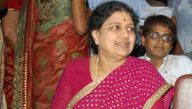 Sasikala all set to become AIADMK chief