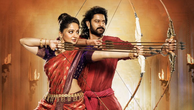 Anushka, Prabhas rock in Baahubali 2 new poster