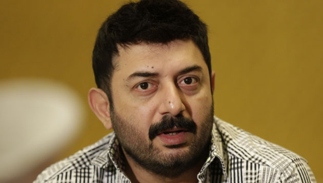 Aravind Swamy in D-16 director's Naragasooran