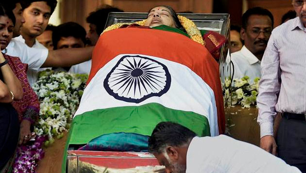 SC dismisses plea for CBI probe into Jaya's death