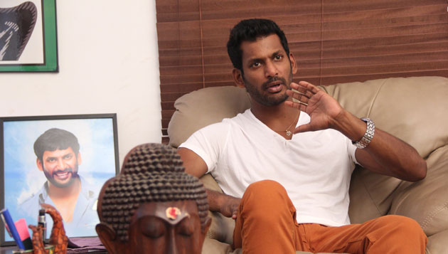 Vishal says his name is being misused