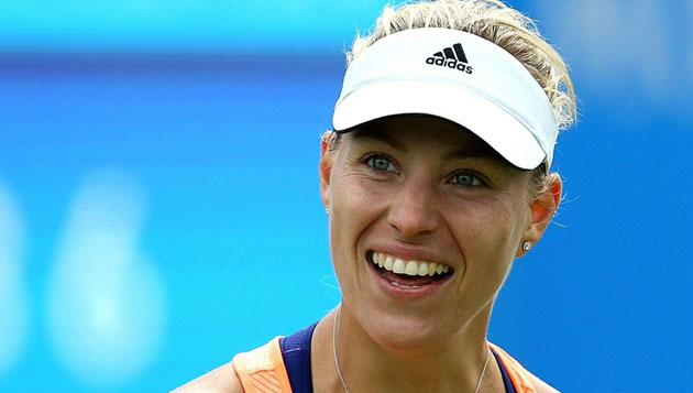 Angelique Kerber crashes out to Kasatkina