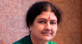 Sasikala writes to AIADMK members from jail