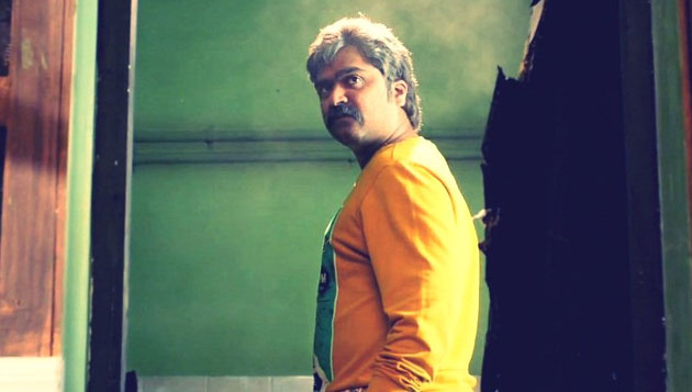 Simbu rocks in new look