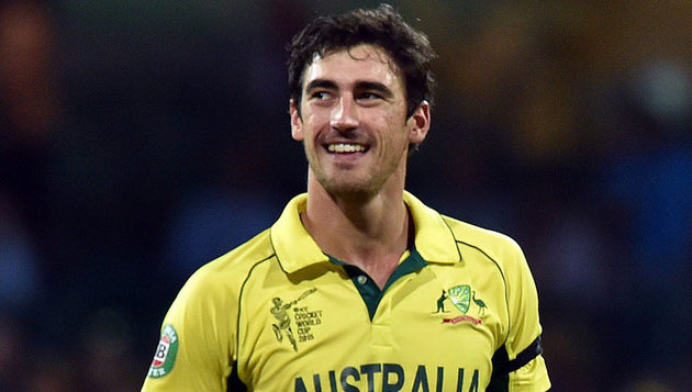 Starc ready for challenge from India