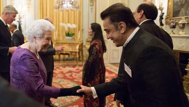 Between Kamal and the Queen