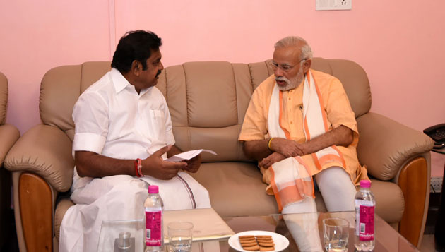 Fishermen arrests Edappadi Palaniswami writes to Modi