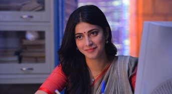 """Shruti Haasan """"The Box Office Queen for South India""""!"""