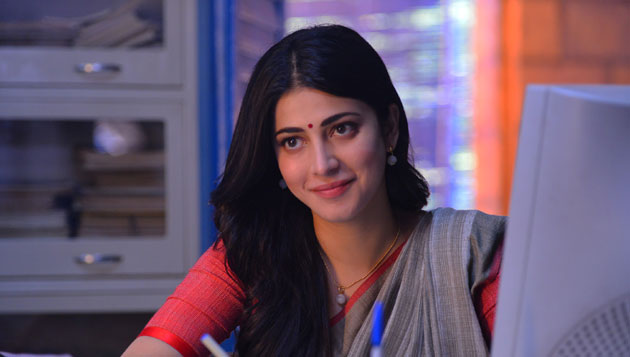 Shruti Haasan The Box Office Queen for South India!