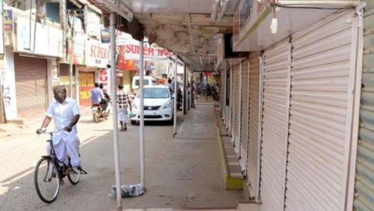 Bandh starts in TN, tight security across state