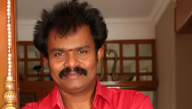 For Saamy 2, Hari replaces Harris with DSP