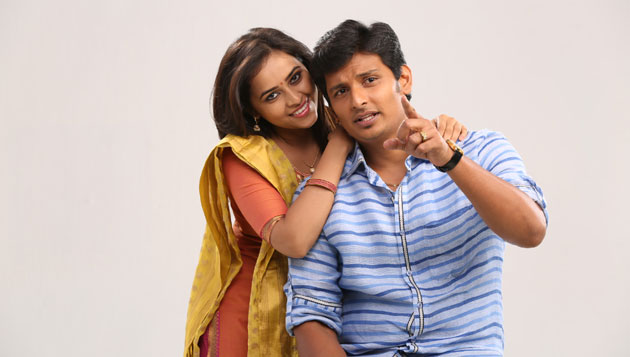 Jiiva, Sri Divya on a road trip