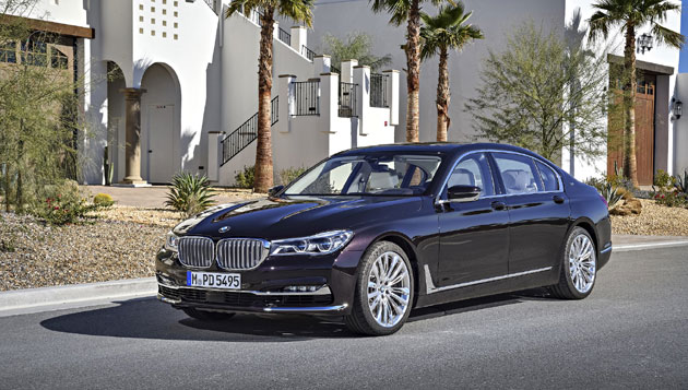 The new BMW M760Li xDrive introduced in India