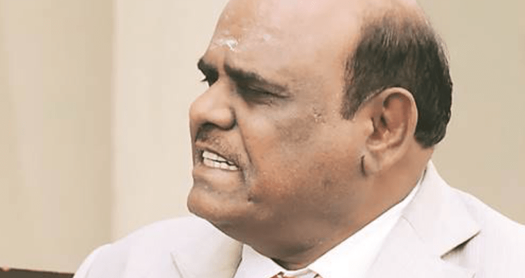 Where is Justice Karnan? Kolkata police in Chennai to arrest him