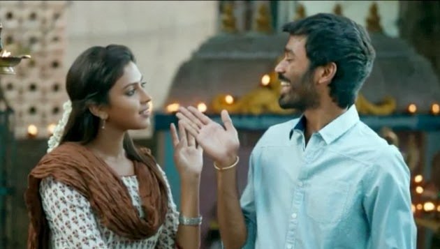 Amala Paul talks about her 'friendship' with Dhanush