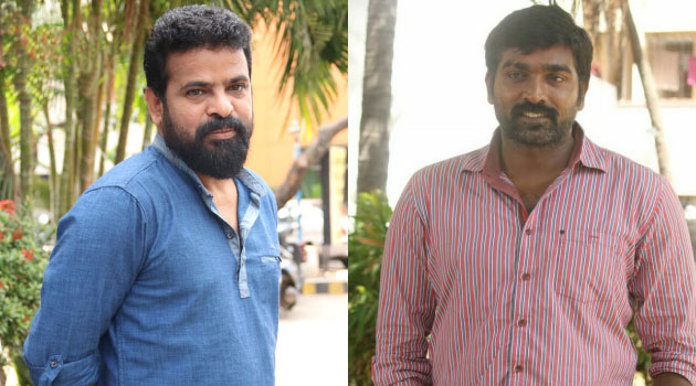 Ameer replaces Vijay Sethupathi?