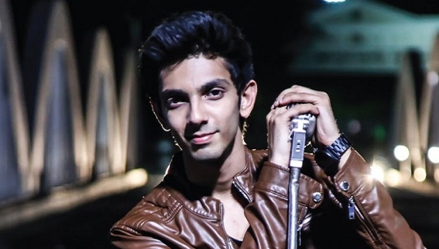 Anirudh honoured for Surviva...