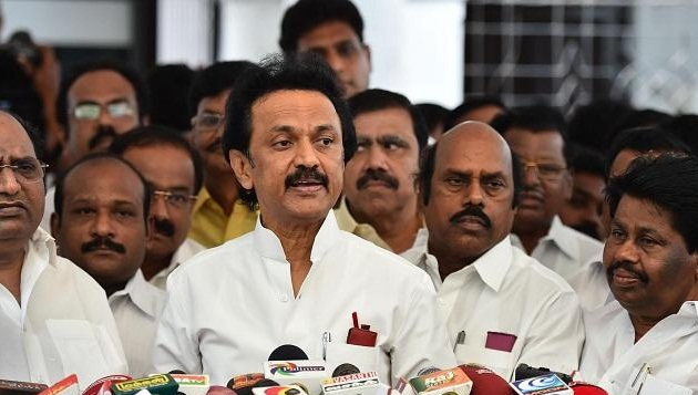 Ruckus in TN Assembly, DMK legislators evicted over 'MLAs for sale' issue