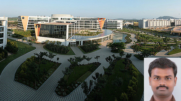 Infosys techie found dead at office campus