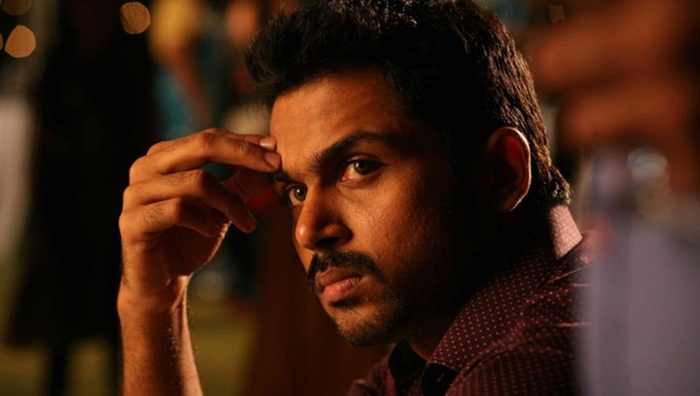 Karthi to rock as cop again