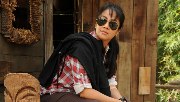 'Diya sees a hero in me with Magalir Mattum'