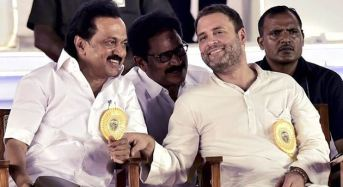 Rahul, Stalin demand separate ministry for fishermen