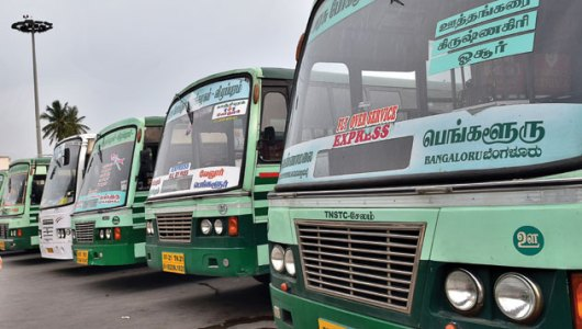 Bus fares hiked in TN after 6 years