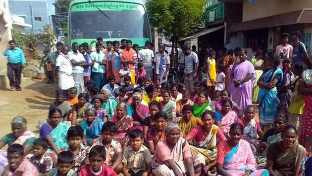 Oppn parties announce protests against bus fare hike