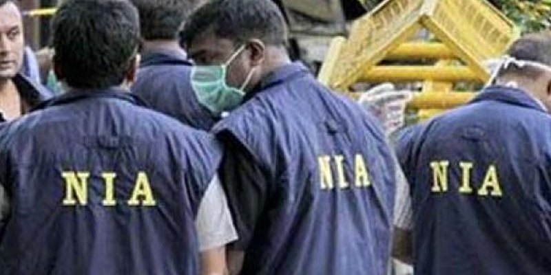 NIA files chargesheet against ex-Pak diplomat in Chennai