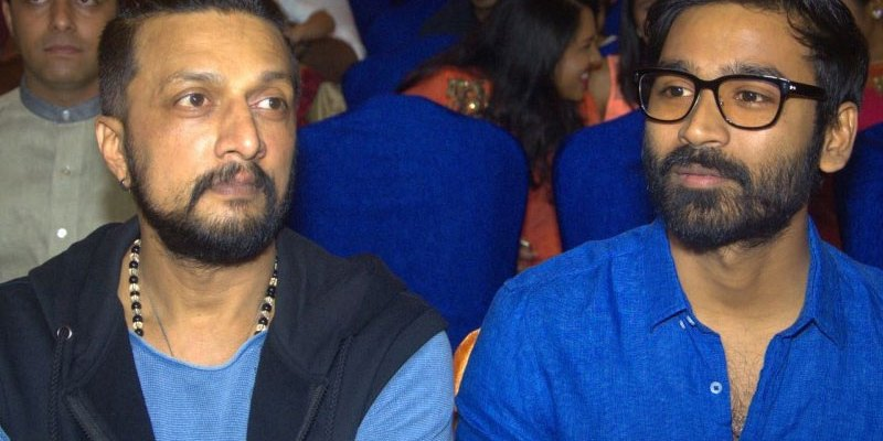 Sudeep in Dhanush's next