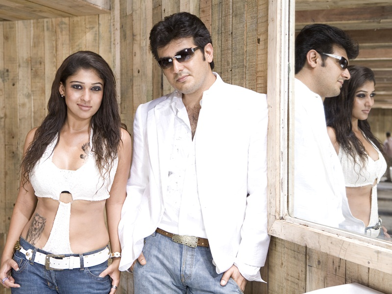 Why Nayanthara picked for Ajith film