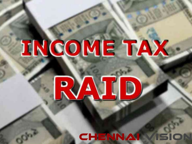 IT raid on road contractor, over Rs 150 crore seized