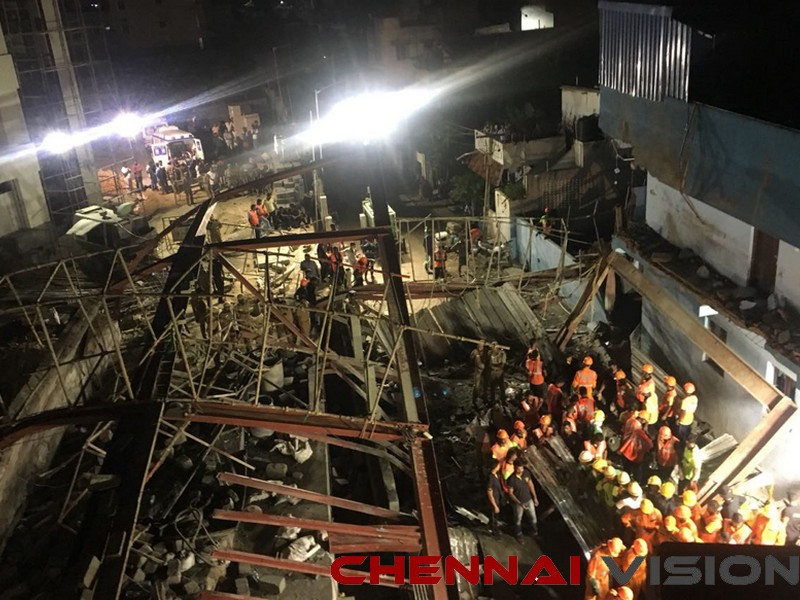 Kandanchavadi building collapse NDRF concludes searches