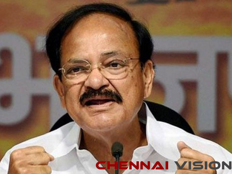 Venkaiah Asks Parents To Create Awareness Among Kids On Ill-Effects Of Gadgets