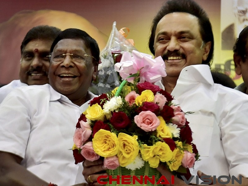 Stalin becomes DMK president, vows to fulfil cadres' wishes