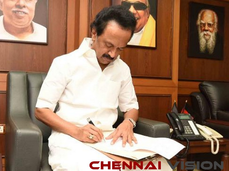 Stalin to become DMK president unopposed, files nomination papers