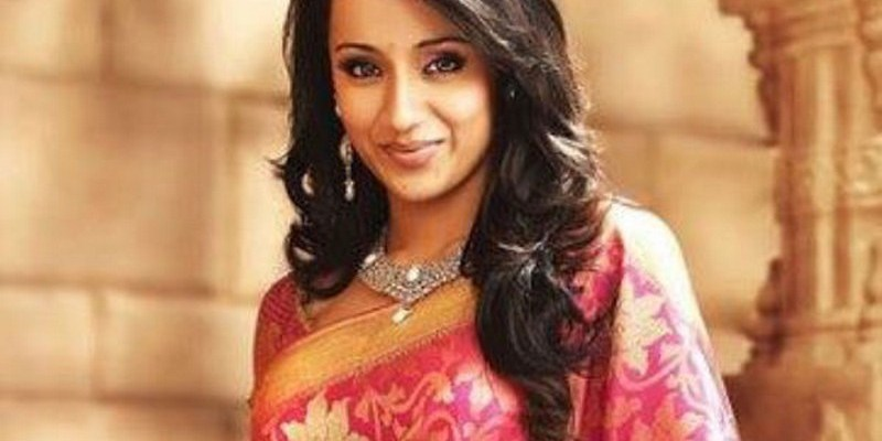 Trisha to play mom