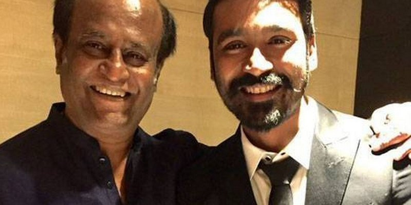 Dhanush wants to direct Rajini