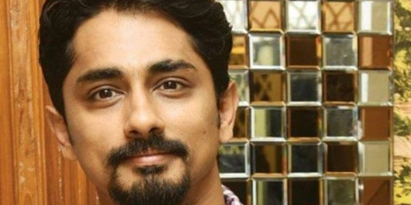 Siddharth faces threat for supporting Leena