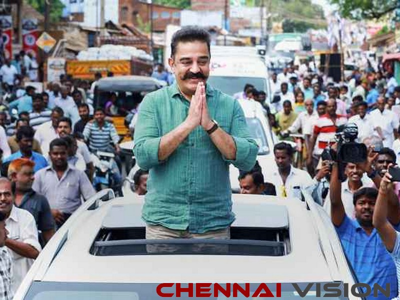 Kamal says his party will contest in all 20 seats, Dr Krishnasamy issues warning