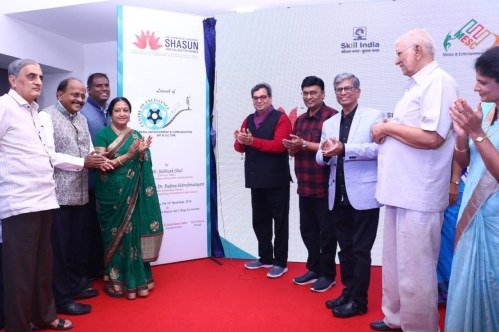 Media and Entertainment Skills Council identifies City-based Shri S.S. Shasun Jain College for Women as a Centre of Excellence 3