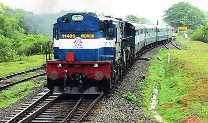 Special Train For Sabarimala
