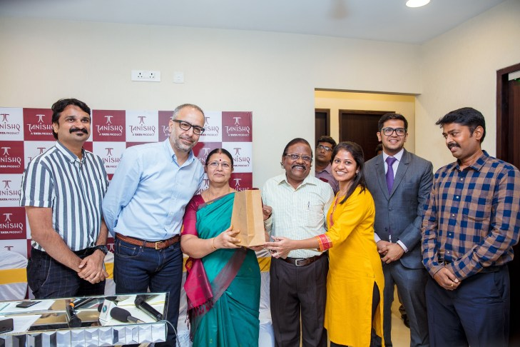 Tanishq continues its retail expansion in Chennai 1