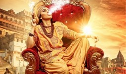 Hansika Creates Controversy with Smoking Poster