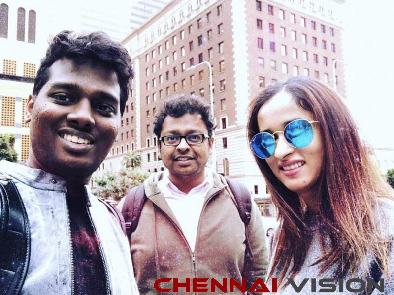 Vijay-63 to be shot in Los Angeles