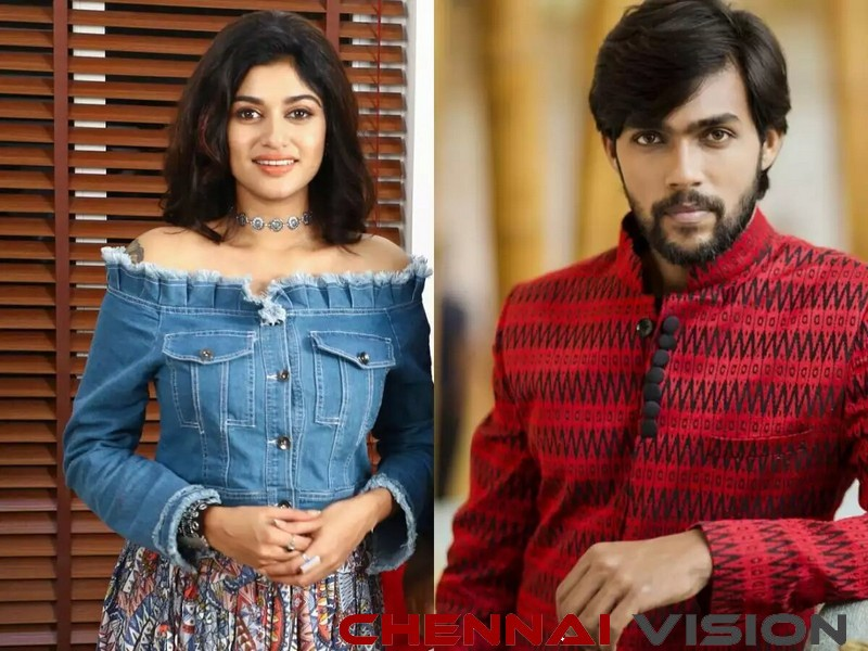 I am not in live-in relationship with Arav Oviya