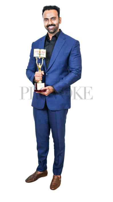 Provoke Awards Youth Icon Ashwin Vijay