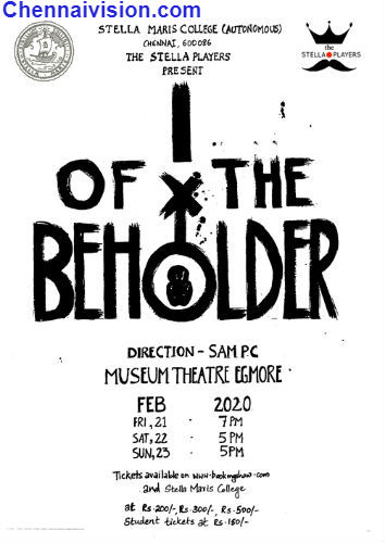 I of the Beholder Poster