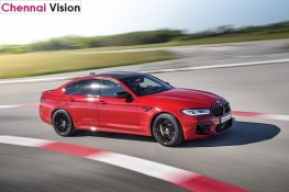 The new BMW M5 Competition (2)